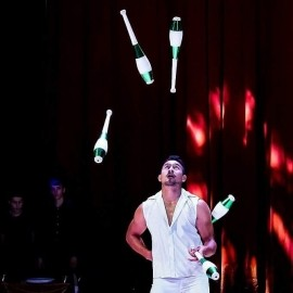 Juggling - Other Artistic Entertainer - Lithuania