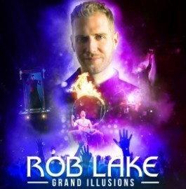 Rob Lake - seen on AGT - Stage Illusionist - Oklahoma City, Oklahoma