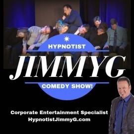 N. America's Most Hilarous Hypnotist, JimmyG - Hypnotist - WINDSOR, Ontario