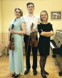 TrioStellaMaris - Trio - Kyiv, Ukraine