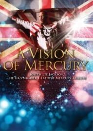 Joseph Lee Jackson as A Vision of Mercury - Freddie Mercury Tribute Act - Nottingham, East Midlands