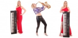 Clare Marie - Saxophonist - Newton Abbot, South West