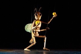 String Theatre - Puppeteer - London