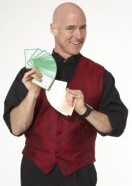 Chuck G  - Cabaret Magician - Los Angeles, California
