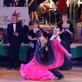 Tkachuk Dima - Ballroom Dancer - Ukraine