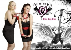 The Fallen Angels Multi Decade Diva Show - Pop Band / Group - Drighlington, Yorkshire and the Humber