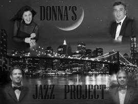 Donnas Jazz Project - Jazz Band - Bulgaria