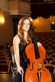 Maria Sakovets - Cellist - Tatarstan/Kazan, Russian Federation
