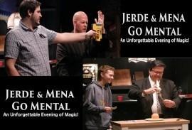Jerde & Mena - Mentalist / Mind Reader - United States, Idaho