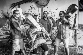 LUCY DOBRO - Other Band / Group - Czech Republic, Queensland