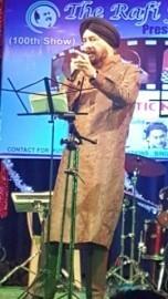 live Hindi & Punjabi song singing - Male Singer -