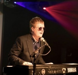 Pete Gallagher's Rocket Man - Male Singer - North of England