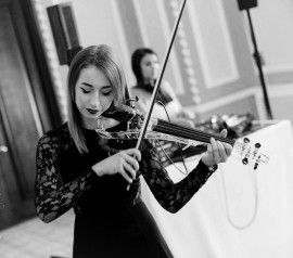 Isabella Baker - Electric Violinist - Manchester, North of England