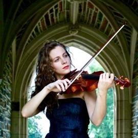 Grijda Spiri - Violinist - San Fransisco, California