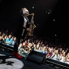 Viktoras Woop - Saxophonist - Lithuania, Lithuania