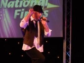 Geoff Lucas - Male Singer - Lincolnshire, East Midlands