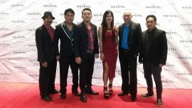 synfonia band  - Cover Band - Philippines