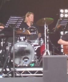 Suzy La Croix - Drummer - London