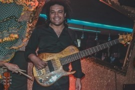 Marcelo bass player - Cover Band - Morocco