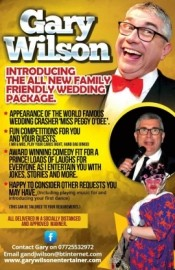 Gary Wilson Entertainer.         - Clean Stand Up Comedian - Kesh, Northern Ireland