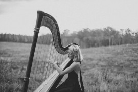 Janita Billingham - Harpist - Brisbane, Queensland