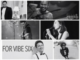 FOR VIBE SIX - Function / Party Band - Jakarta, Indonesia