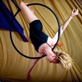 Lindsey Fleck - Aerialist / Acrobat - Orlando, Florida