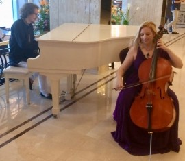 Hello Cello Duo  image