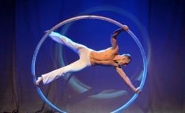 Cyr Wheel - Dance Act - Ukraine