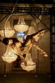 Cirque du Nuit - Aerialist / Acrobat - New York City, New York