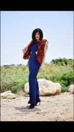 Gayle Force - Drag Queen Act - Larnaca, Cyprus
