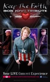 KEEP THE FAITH - Bon Jovi Tribute Band - Canada, Ontario