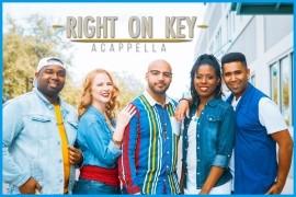 Right On Key  - A Cappella Group - Orlando, Florida