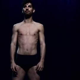 Dancer Mattia  - Male Dancer - Italy