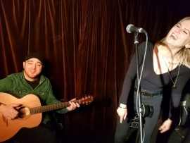 Amie Jane Brown and Shaun O'Reilly - Guitar Singer - London
