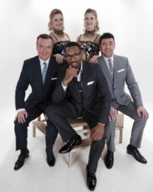 The Rat Pack is Back! - Rat Pack Tribute Act - Uk, London