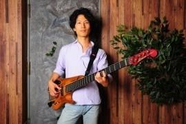 T.K. - Bass Guitarist - Osaka, Japan
