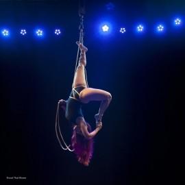 Antonietta Alfano - Aerial Rope Act - Rochester, New York