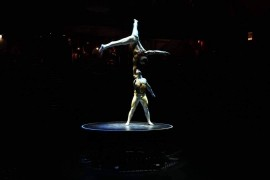 The Romanian´s BadeaBrothers HAND TO HAND SPECIALITY ACT - Acrobalance / Adagio / Hand to Hand Act - Romania