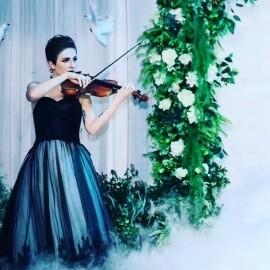 Sophie - Violinist - Kyiv, Ukraine