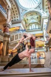Duo Elan - Acrobalance / Adagio / Hand to Hand Act - Las Vegas, Nevada
