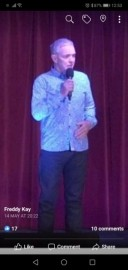 Freddy Kay - Adult Stand Up Comedian - Barry, Wales