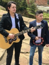 Santiago & Brandon Acoustic Duo - Duo - Tunja, Colombia