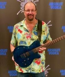 Scott Perham - Guitar Singer - Jacksonville, Florida