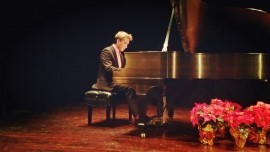 William Ogmundson - Pianist / Keyboardist - New London, New Hampshire