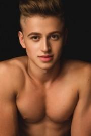 Oleksandr Yaremenko  - Male Dancer -