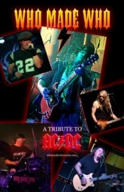 Who Made Who - AC-DC Tribute Band - Canada, Ontario