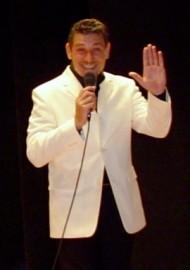 Claudio Sabetta - Comedy Cabaret Magician - Spain