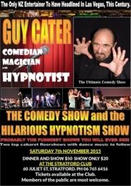 Guy Cater - Hypnotist - Auckland