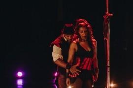 Roxanne  - Circus Performer -